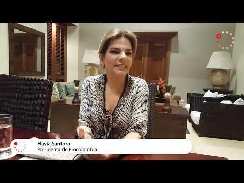 Entrevista TodoStartups – Flavia Santoro – Procolombia – Colombia - Turismo