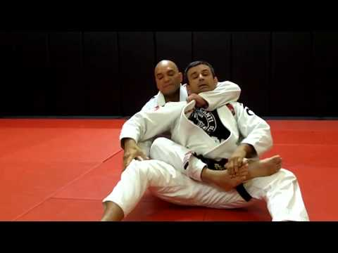 Jiu Jitsu Techniques - Defense against attack from back