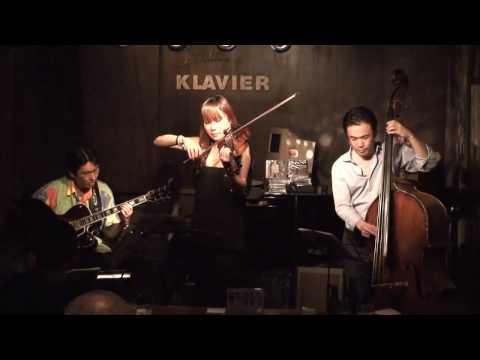 Black Orpheus / Luiz Bonfa: maiko jazz violin live!
