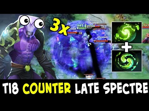 Late Spectre COUNTER — EPIC close TI8 qualifiers