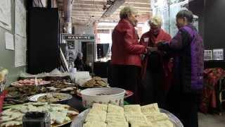 Hallmark Cookie Exchange Feeds Artistic Community