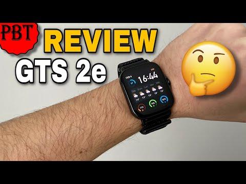 Review Completa Amazfit GTS 2e ¿Recomendable?