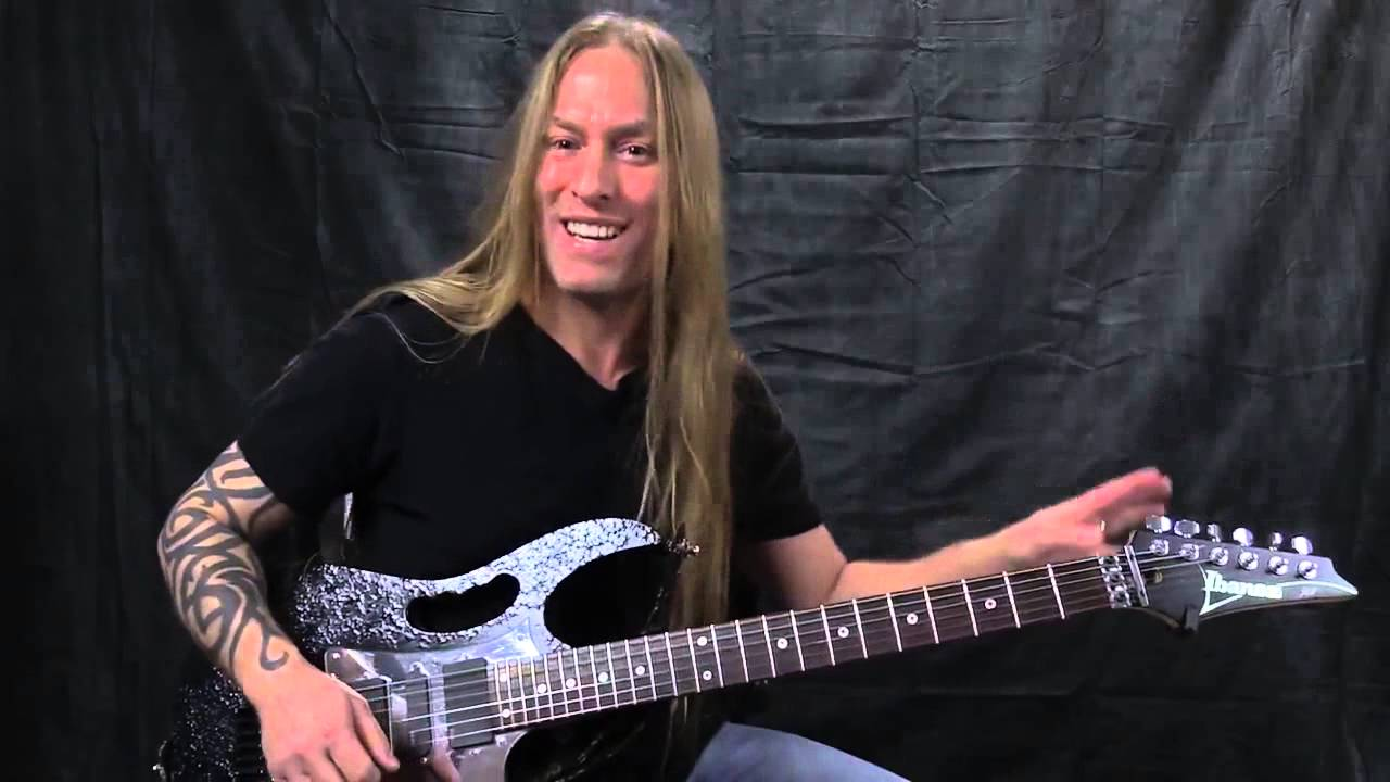 steve stine guitar lesson 1 trick to playing great guitar solos youtube
