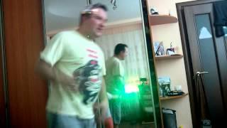Танцы под саундтреки из Стражей галактики
