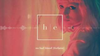 thefame - No Bad Blood