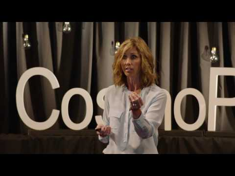 How Difficult Conversations Create Growth | Janine Stichter, Ph.D. | TEDxCosmoPark