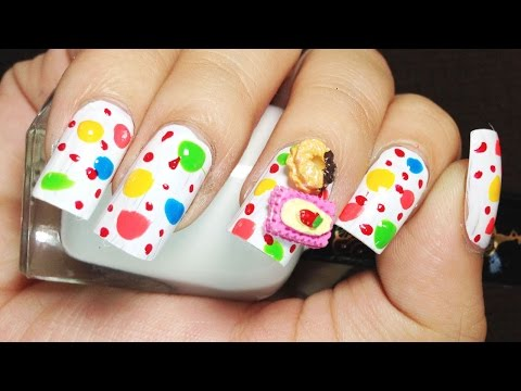 Nail Art Paint Design – Pretty Nail Art Ideas – Easy Ways Creative Nails – Chamroeun Part #28