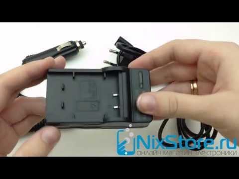 Зарядное Устройство для АКБ Sony NP-BX1