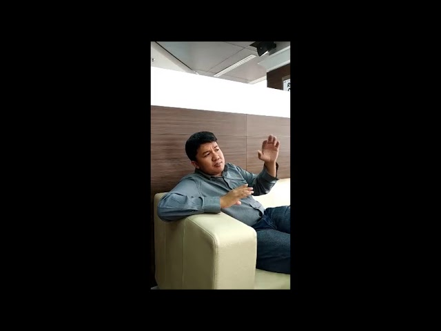 Testimoni Traiin The trainer sertifikasi BNSP - Jakarta - Mr. Reza