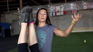 The Candlestick Roll to Improve Muscle-Ups