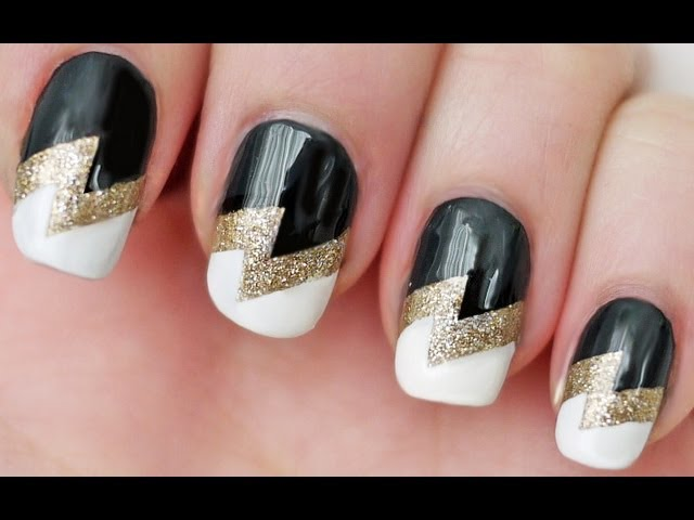 7 Intricate Nail Designs to Rock at School ... Nails