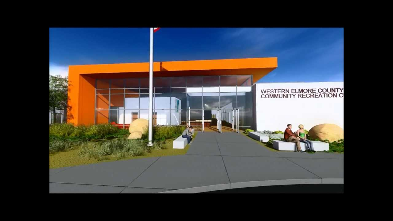 e376e2e65b Youth Recreation Center Proposal Animation - YouTube