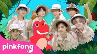 Dinosaurs A to Z   Sing along with NCT DREAM   NCT DREAM X PINKFONG