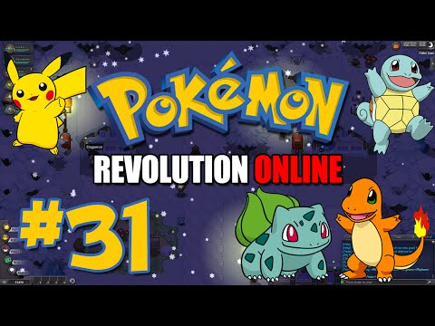 HOW TO GET A BIKE - Pokemon Revolution Online Let's Play Ep. 31 (Pokemon Revolution Online Gameplay)