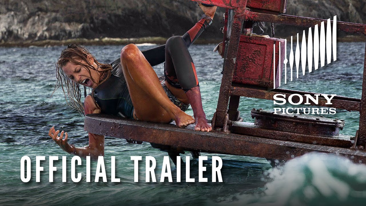 Download THE SHALLOWS - Official Trailer (HD)