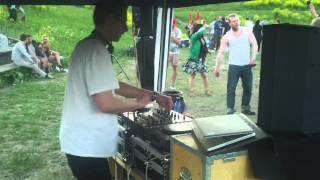 Santiago Naura@PARK LIFE 2011 #2 Techno Colosseum By Han-Med Mössan