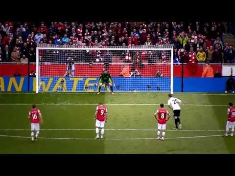 Robin Van Persie - All Goals (2012/13)