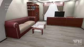 3D Interactive Showroom