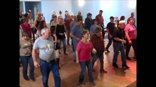 64 Count / 4 Wall Improver Line Dance - Choreographed by Randy Pell...