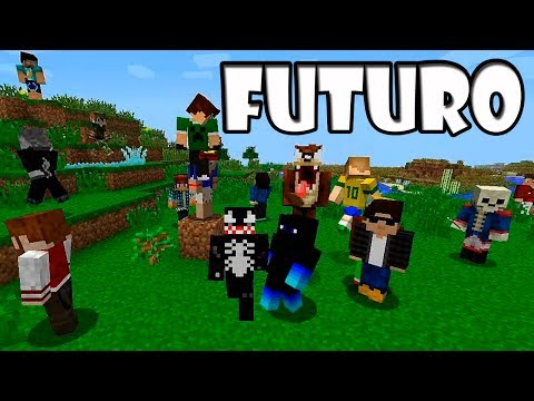 O Inicio Epico - A ERA DO FUTURO #1