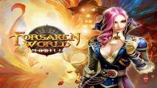 Анонс игры Forsaken World Mobile для мобильних устройств