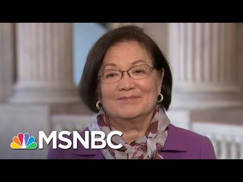 Sen. Hirono: Biggest Tool We Have Is The Knowledge That Americans 'Are Going To Get Screwed' | MSNBC