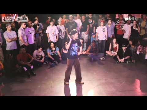 Popping Prelims All  Freestyle Session 2011 TopStatus  Funk'd Up TV