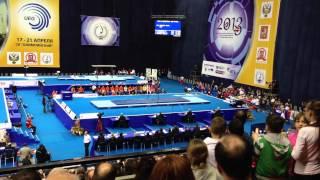 Эмин Гарибов -- чемпион Европы по спортивной гимнастике на перекладине!(Чемпионат Европы по Спортивной гимнастике 2013., 2013-04-22T09:18:37.000Z)