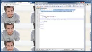 Урок 20. Фоновое изображение в HTML странице