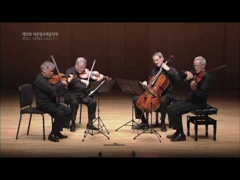 [2015 GMMFS 대관령국제음악제] Haydn  String Quartet in F major, Hob.III/82, op. 77, no. 2