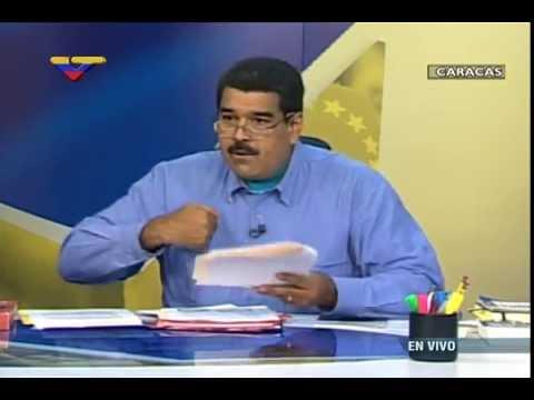 Maduro ordena acciones contundentes ante rumores falsos sobre secuestro de niños