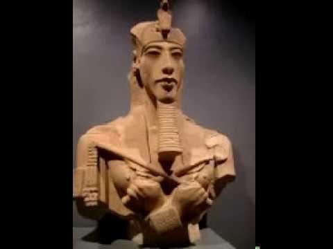 Egipatski faraon Eknaton - 1.dio