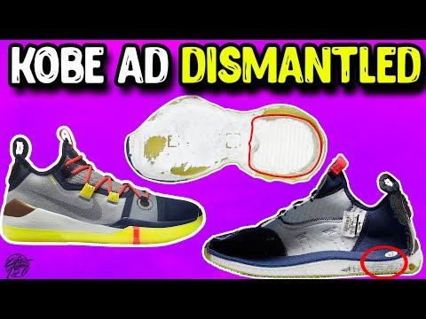 finest selection f87fa a4878 kobe ad exodus deconstructed