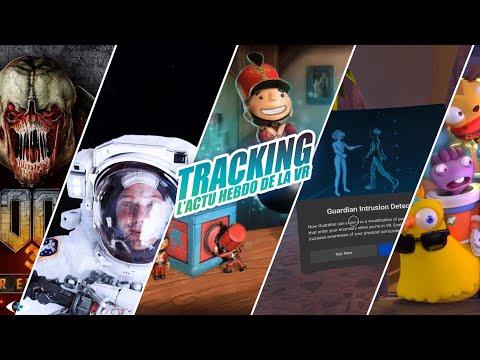 Tracking : L'actu VR #43 : La VR dans l'ISS, fonction cachée sur le Quest, Jeu de rôle en VR...