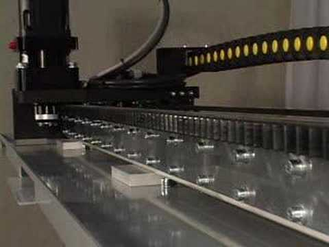 Roller Pinion System Demonstration Youtube