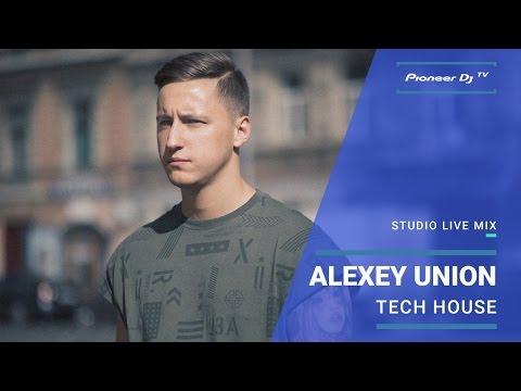 DJ ALEXEY UNION /tech house/ @ Pioneer DJ TV   Saint Petersburg