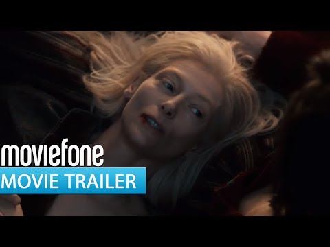 'Only Lovers Left Alive' Trailer (2014): Tilda Swinton, Tom Hiddleston, Anton Yelchin