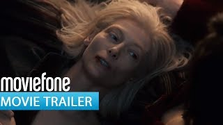 'Only Lovers Left Alive' Trailer (2014): Tilda Swinton, Tom Hiddleston, Anton Yelchin