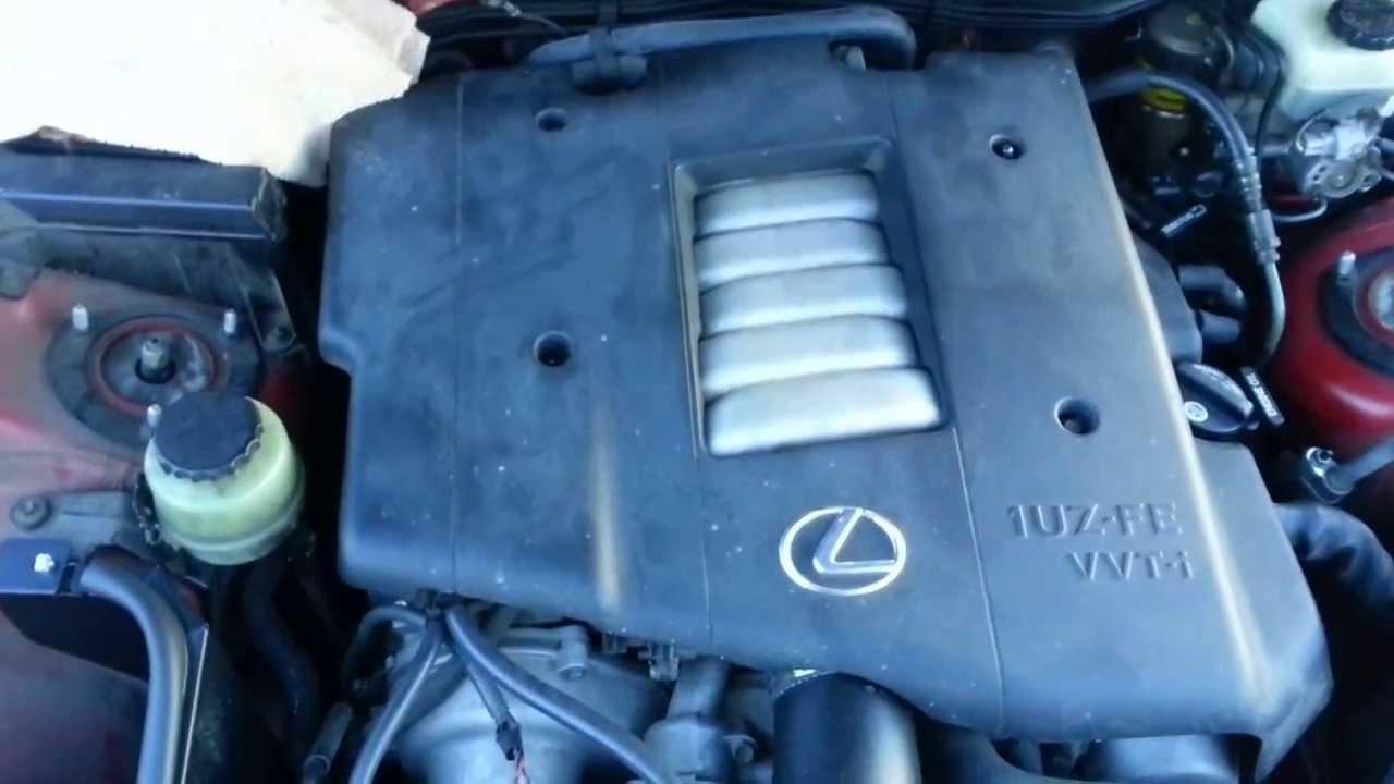 lexus ls400 engine mounts