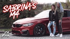 BMW M4 | Sabrina's M4 Competition | CarGirls | Lisa Yasmin