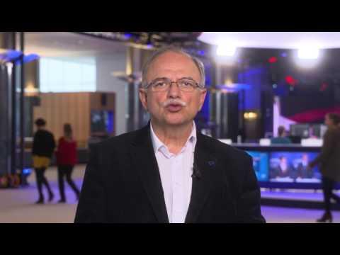 Χαιρετισμός Δ. Παπαδημούλη για την Ημέρα της Ευρώπης (13/05/17 - Δράμα)