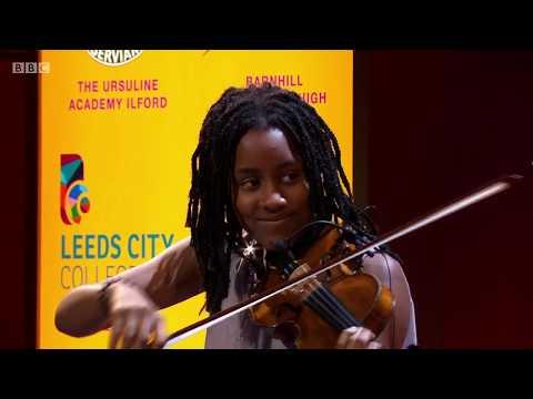 Kanneh-Masons perform at Britain's Classroom Heroes   2017