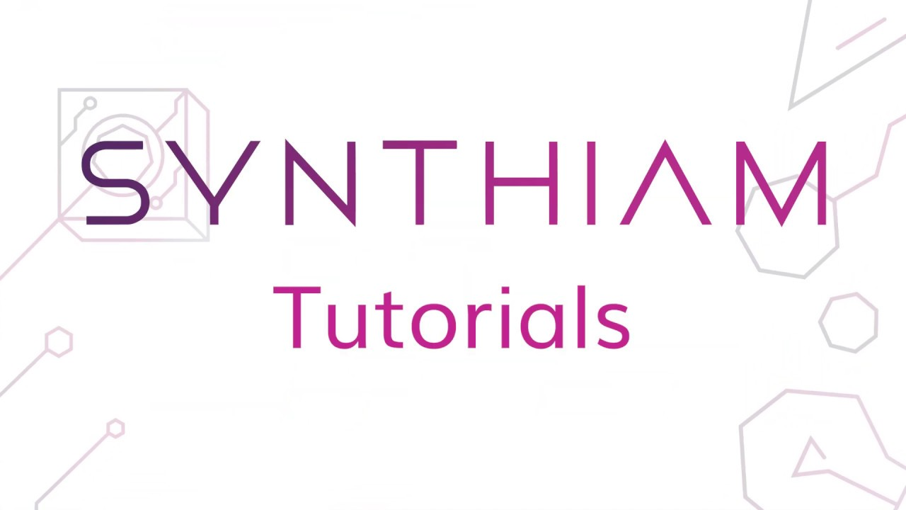 Tutorials - Community - Synthiam