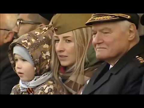 Kaliningrad, Russia Victory Day Parade 2017