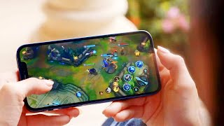 iPhone 12 vs League of Legends: full Wild Rift reveal