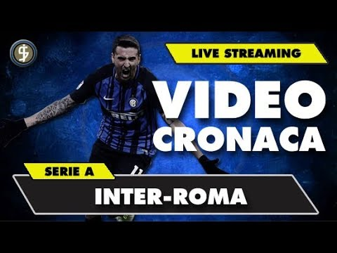 Inter-roma 1-1 ● live streaming ● serie a - 21/1/18