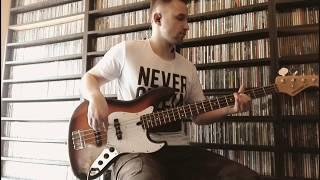 Gambar cover Alan Walker, Sabrina Carpenter & Farruko - On My Way (bass guitar cover)