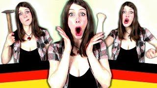 Weird Ways How GERMANS SHOW HAPPINESS