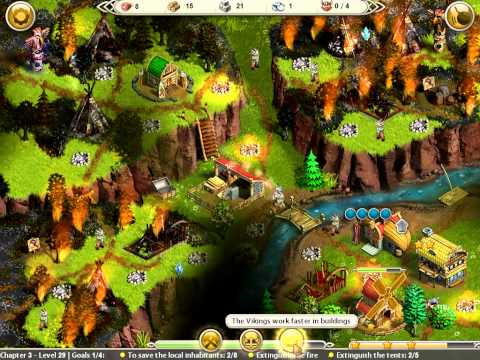 Viking Saga 2: New World - Level 29