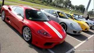 Ferrari Challenge Stradale - Incredible SOUND!!